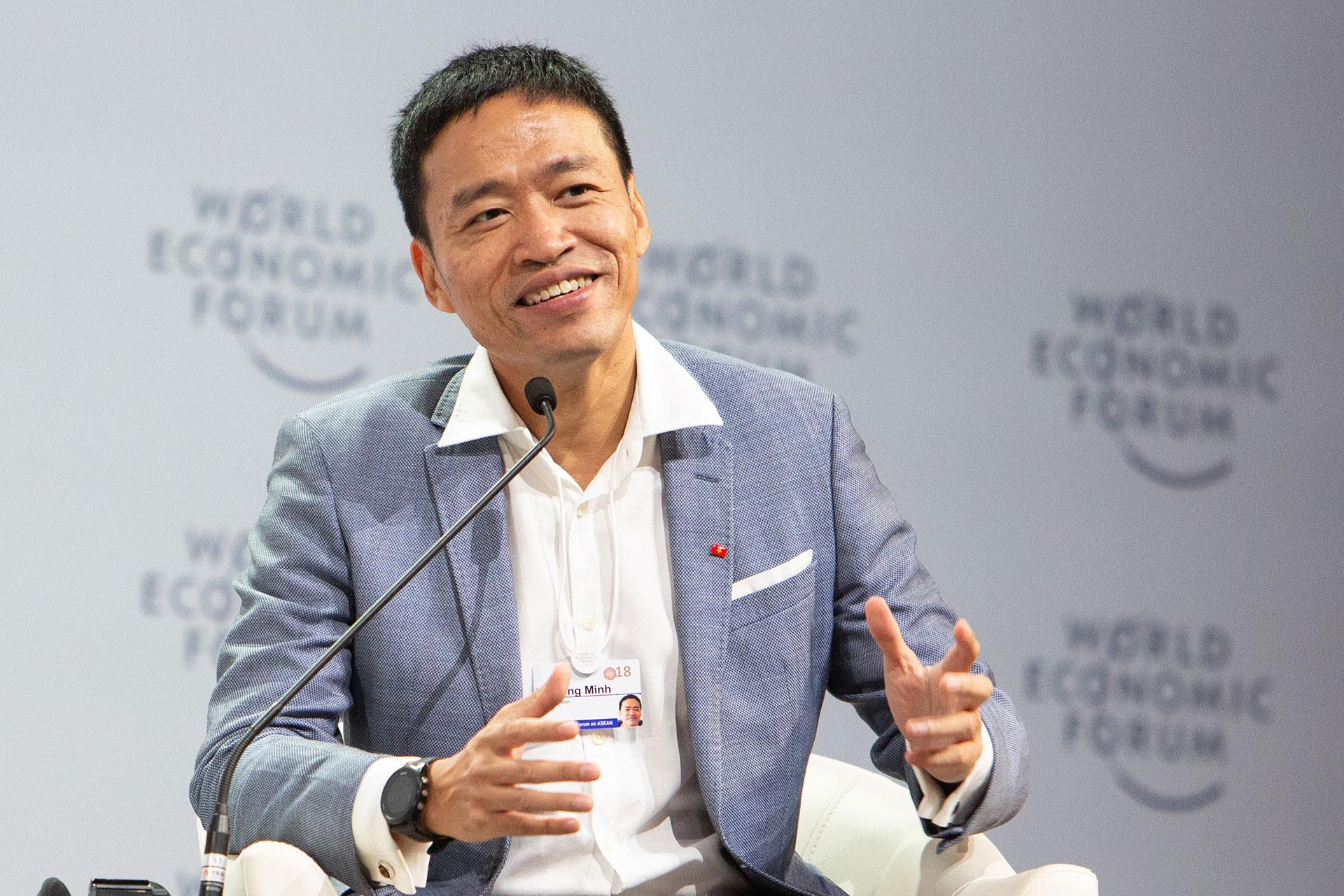 CEO Lê Hồng Minh chia sẻ gầy dựng doanh nghiệp tỷ usd
